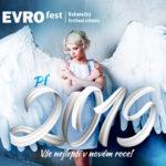 EVROfest - vizuál PF 2019
