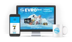 EVROfest - online řešení