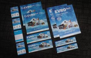 EVROfest - Komunikace a cílení