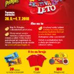 Vyhraj s Pringles - vizuál spotřebitelské soutěže