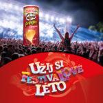 Vyhraj s Pringles - spotřebitelská soutěž
