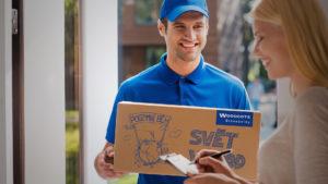 Woodcote Svět výhod -odměny na cestě k zákazníkovi