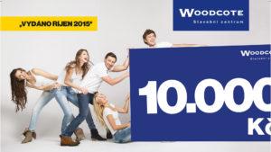 Woodcote - vizuál motivačního programu